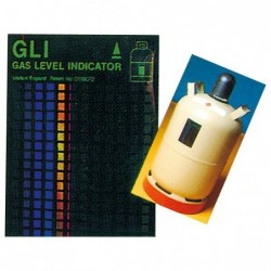 Level indicator for the...