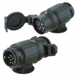 Adaptor scurt 7-13 poli