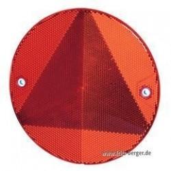 Reflector rotund cu triunghi