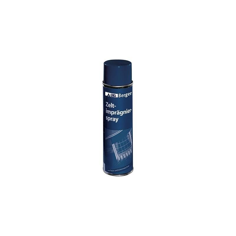 Spray de impregnare pentru cort